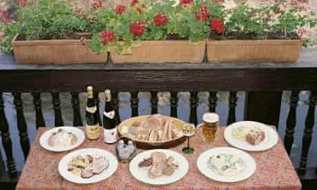Strasbourg food