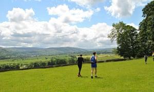 Runing, Wensleydale, North Yorkshire
