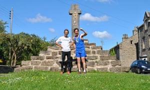 Running, Dixe Wills, Aysgarth