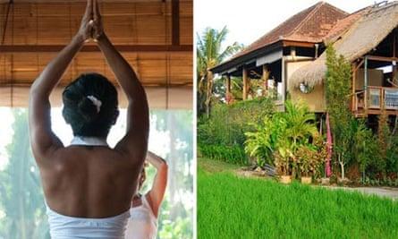 The Yoga Barn composite, Bali