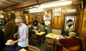 Pellicci's cafe, Bethnal Green