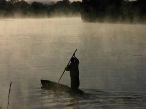 congo: Lower Chambeshi river