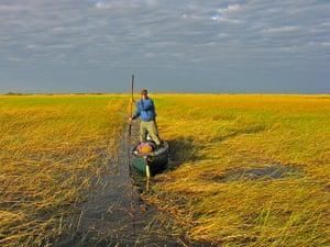 congo: bangwelu swamp