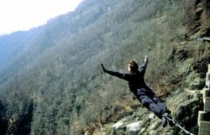 Bond countries: Goldeneye, James Bond scene in Switzerland