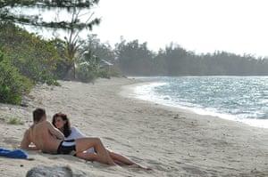 Bond countries: Casino Royale James Bond scene in The Bahamas