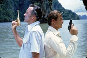 Bond countries: The Man With The Golden Gun James Bond scene in Thailand