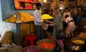 Assagao market, Goa