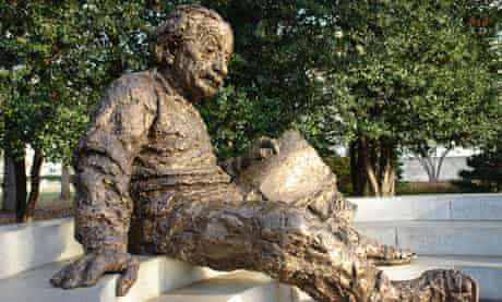 Albert Einstein Statue, National Academy of Sciences, Washington DC