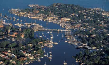 Chesapeake Bay boats, Maryland