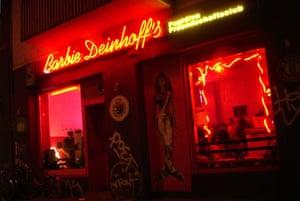 Barbie Deinhoff, Berlin