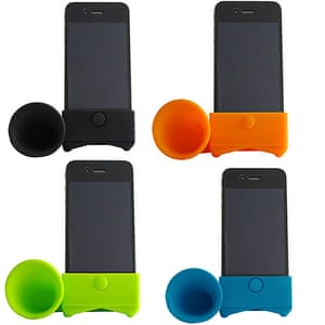 Christmas gifts: Gram-i-Phone