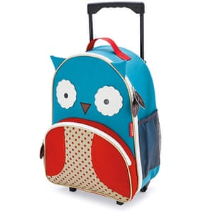 Christmas gifts: Skip Hop Zoo Trolley Case Owl