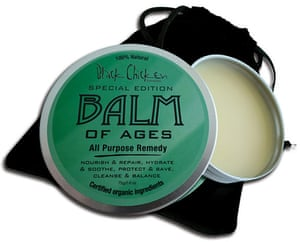 Xmas gifts: Balm of Ages