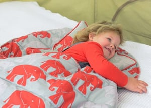 Xmas gifts: Nellie Cotton Sleeping Bag