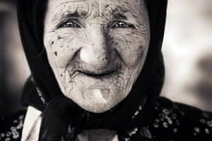 TPOYA: Woman in Dolj county, Romania