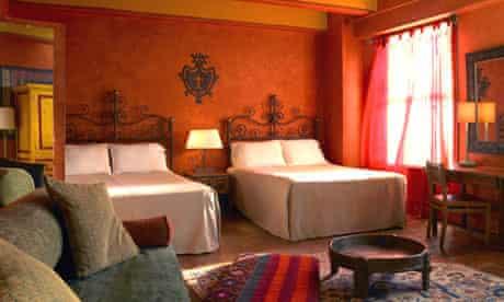 Hotel Figueroa, LA