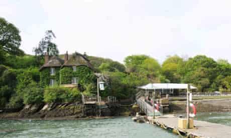 Tregothnan's Tea Bar, Cornwall