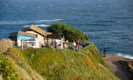 Polpeor Cafe, Lizard Point, Cornwall