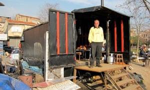 Osman's Truck: Occupy Karakoy, Istanbul
