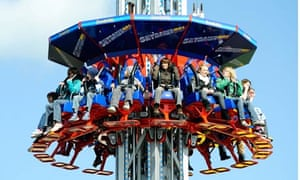 Flambards theme park, Cornwall