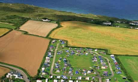 Gwithian Farm Campsite