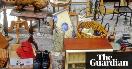 Paris\'s best antiques and street markets | Travel | The Guardian