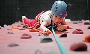 Lakeland Climbing Centre in Kendal