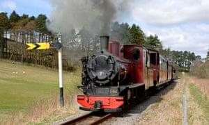 South Tynedale Railway, Cumbria