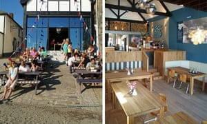 Sam's, Fowey, Cornwall