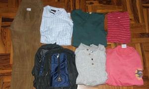 Clothes, Rome market