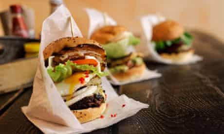 Blas Burgerworks, St Ives Blas Burgerworks, St Ives