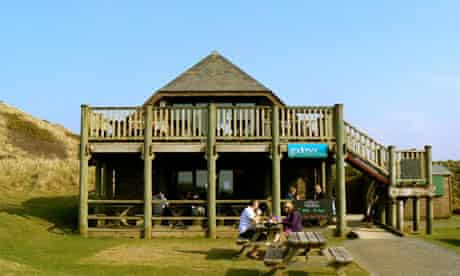 Godrevy Cafe, Gwithian, Hayle, Cornwall