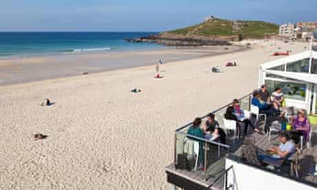 Porthmeor Beach Cafe, St Ives