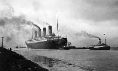 (FILE PHOTO) 100 Years Since The Sinking Of The RMS Titanic