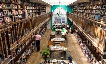 Daunt Books, Marylebone, London