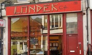 Londek Cafe, London