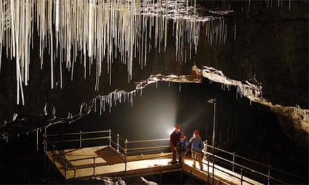 White Scar Cave, Ingleton