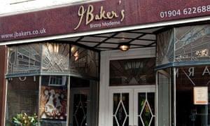 J Baker's, York