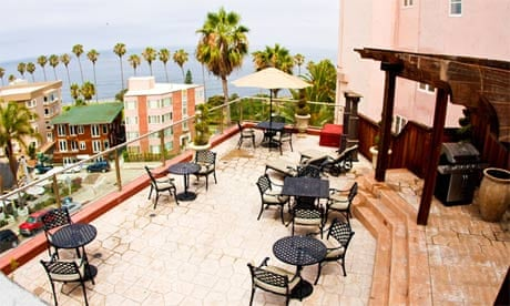 California S Top 10 Beach Hotels And Places To Stay On A Budget Travel The Guardian