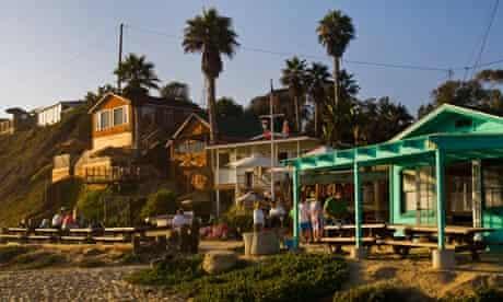 Cyrstal Cove State Park Historic District, Corona del Mar, Newport Beach, California