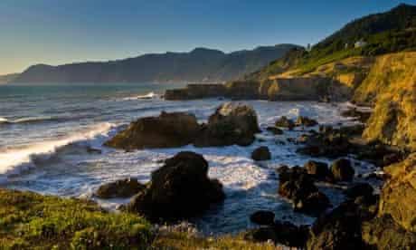 Shelter Cove, Lost Coast, California