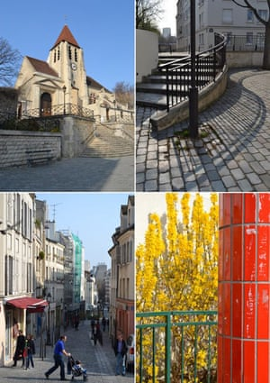Charonne, Paris