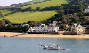 Salcombe Harbour, south Devon