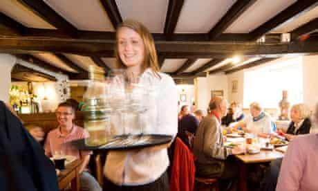 The Rock Inn, Georgeham, Devon