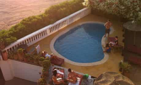 Villa Mandala, Taghazout, Morocco
