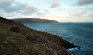 Combe Point to Froward Point at the mouth of the River Dart, south Devon