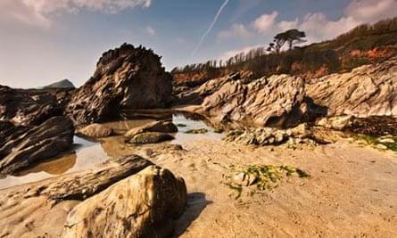 Wembury beach, Devon