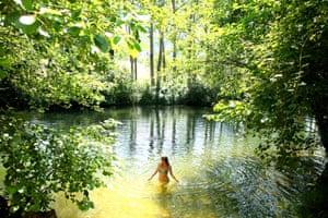 Wild Swimming France: Wild swimming, France