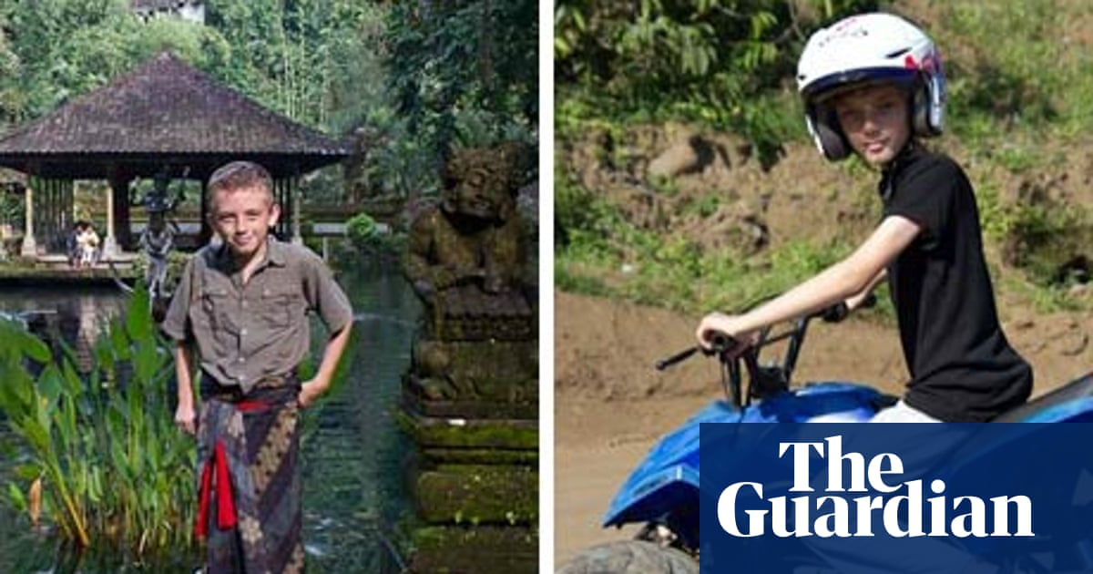 Just me and my son: crossing Indonesia by motorbike | Travel | The