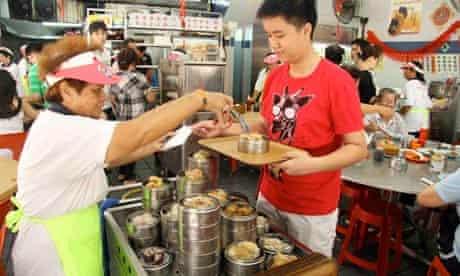 De Tai Tong cafe, Penang